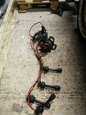 MR2 Turbo 3SGTE Distributor And Leads