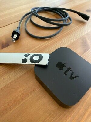 Apple TV 3rd generation  A1469, Good condition, Free Shipping