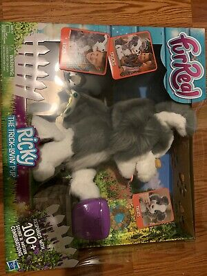 furReal Ricky - the Trick-Lovin' Pup NEW IN BOX
