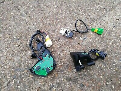 Peugeot 206 CC Convertible Roof Contacts PCB Safety Limit Micro Switches TESTED