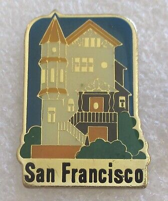 City of San Francisco, California Travel Souvenir Collector Pin