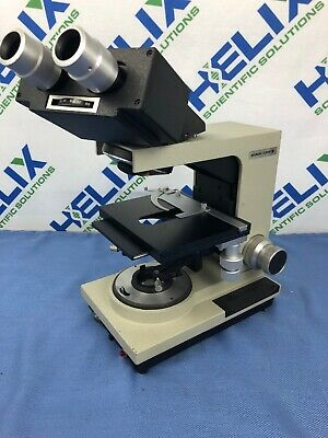 Bausch & Lomb Balplan Base Microscope (31-01-51) w/ Hi Intensity Illuminator