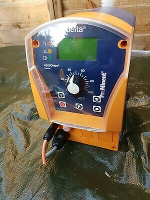 ProMinent Delta Dosing Metering Pump with Controller 75 L/h