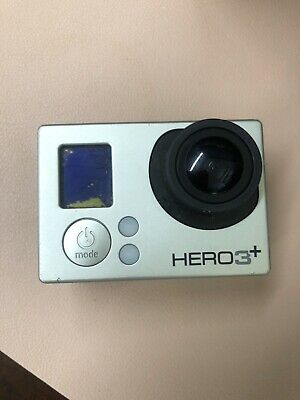 GoPro HERO 3+ Silver Edition with Backdoor