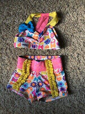 Girls Dance Two Piece Outfit