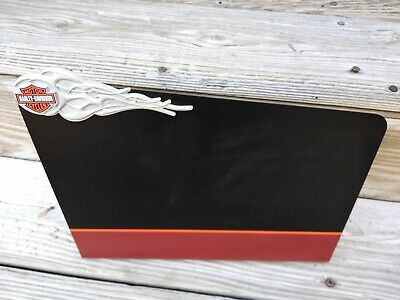Harley-Davidson Hallmark Magnetic Collage Sign Board~Great for Notes & Lists