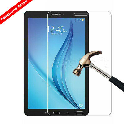 "1-Pack Shockproof Samsung Galaxy Tab E 8.0"" T377 Tempered Glass Screen Protector"