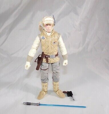 "Star Wars Black Series 6"" Inch Hoth Luke Skywalker Loose Figure MINT"