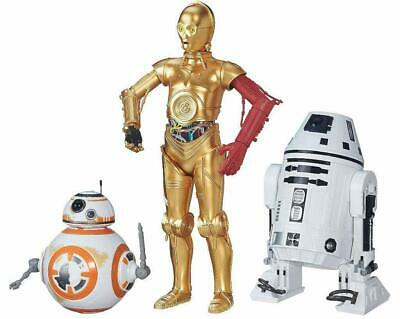 Star Wars The Force Awakens 12-Inch Droid Action Figures 3-Pack