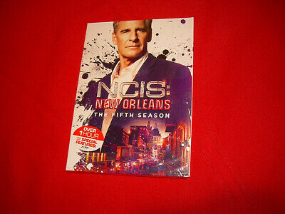 The Complete Fifth Season 5 Five New NCIS:NEW ORLEANS DVD Disc Set