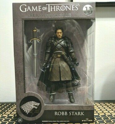 Game of Thrones FUNKO Legacy Rob Stark Series 2 Action Figure 2014 HBO