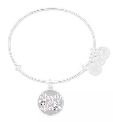 Disney Alex and Ani Happily Ever After Brand New with Box