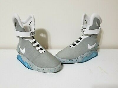 Back to the Future II replica Nike Air Mag light-up shoes BTTF 2 Size 11 12