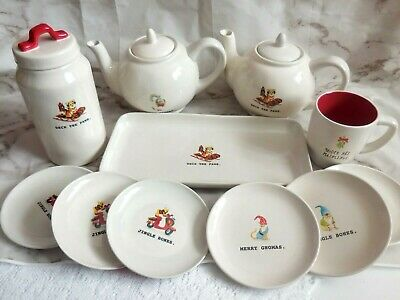 RAE DUNN Christmas Xmas Teapot Canister Coffee Mugs Cups Serving Plates Platters