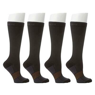 Copper Fit Easy On Off Compression Socks 2 pack