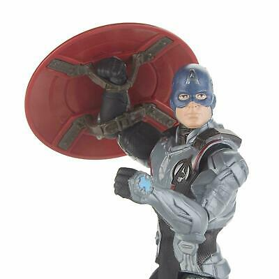"""Marvel Avengers Endgame Team Suit Captain America 6""""-Scale Figure COLLECTOR NEW"""