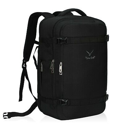 Hynes Eagle Travel Backpack Adult Carry On Airport Approved Outdoor Storage Bags