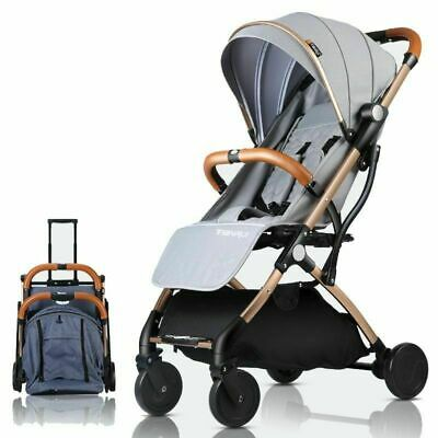 4 FR Baby Stroller Plane Lightweight Portable Travelling Pram Children Pushchair