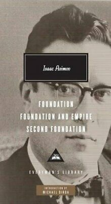 Foundation Trilogy (Everyman's Library (Alfred A. Knopf   New Hardcover Book