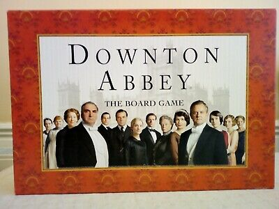 Downton Abbey - The Board Game - Complete