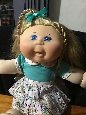 cabbage patch doll WCT-11K 2015 OAA