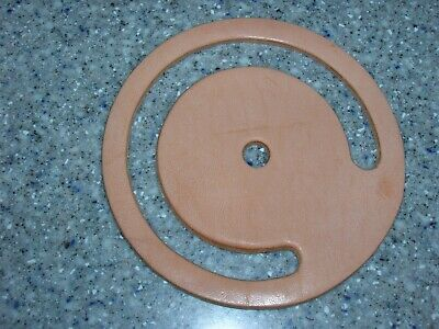 """HAND WATER  PUMP   >>   leather valve for 3"""" Cylinder  Pitcher Pump.   Free Ship"""
