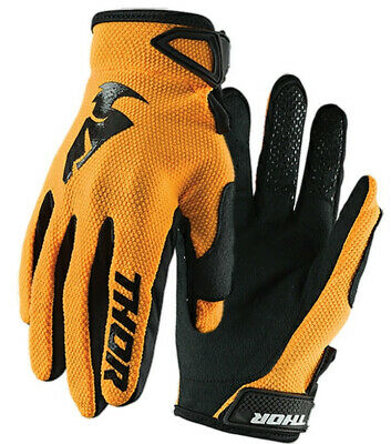 Thor Motocross Enduro MX Offroad Race Gloves Sector Acid Adults