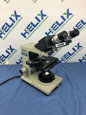 Bausch & Lomb Balplan Base Microscope (31-01-51) w/ Optilume Illuminator (5)