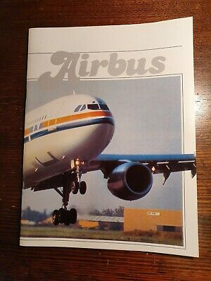 TAA Airbus brochure and Transair August 1981. Airline, Aviation.