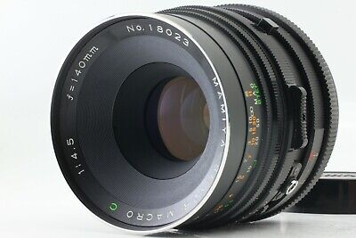 【Near Mint】Mamiya Sekor C 140mm f/4.5 Macro For RB67 Pro S SD From Japan 256