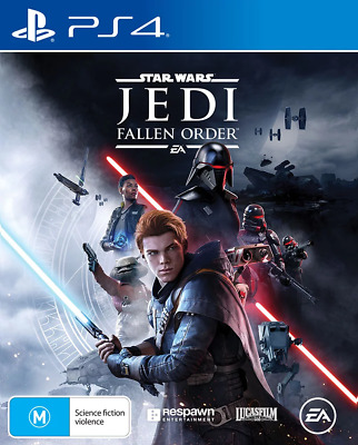 Star Wars Jedi Fallen Order with Pre-Order Bonus DLC PS4 Game NEW PREORDER 15/11