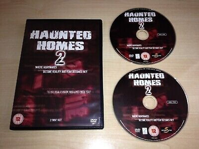 Haunted Homes Complete 2Nd Second Season Series 2 Two Dvd Ghost Supernatural Tv