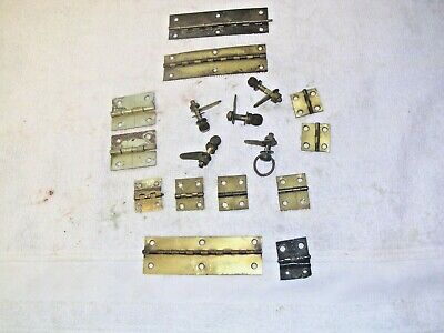 Clock  Parts,  Hinges  And  Door  Locks