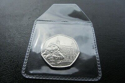 2019 PADDINGTON BEAR 1 x 50p COIN @ the 'TOWER' UNCIRCULATED !!FREE P&P      M18