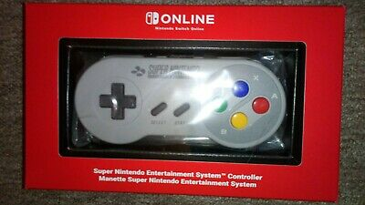 Nintendo Official Wireless SNES Controller For Nintendo Switch UK