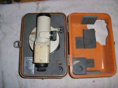 Pentax Automatic Level AL-6B 22X  LEVEL & CASE ONLY