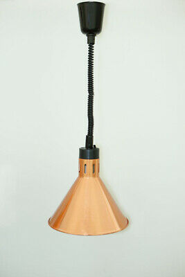 Hecmac Connie Adjustable Heat Lamp Gold