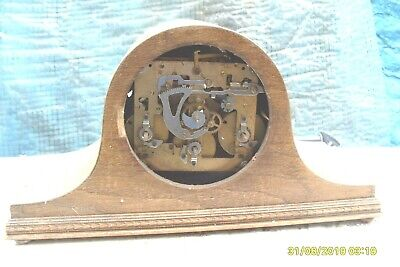 Clock Parts  Westminster Whittington 8 Bars  Ticking  To  Repairs