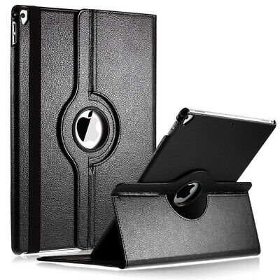 """New iPad 360 Rotating Stand Case Cover Fits Apple iPad 5th Generation 2017 9.7"""""""