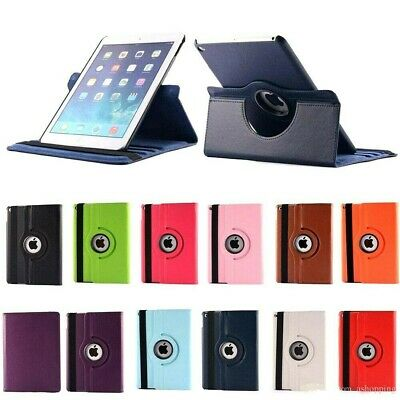 iPad 360 Rotating Stand Case Cover Fits Apple iPad Air iPad 5 iPad 6 9.7""