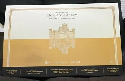 Downton Abbey: The Complete Limited Edition Collector's Set (DVD - 22 Disc Set)
