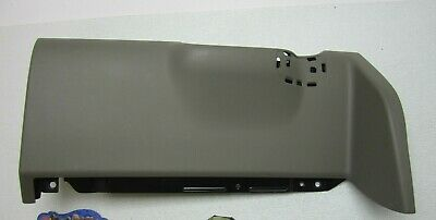 Grand Cherokee Lower Dash Door Trim Knee Panel Cover Fuse Box Steering Column
