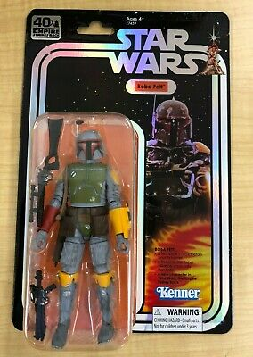 SDCC 2019 Exclusive Hasbro Star Wars Black Series Boba Fett Kenner Figure