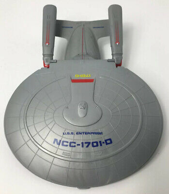 STAR TREK THE NEXT GENERATION STARSHIP ENTERPRISE NCC-1701-D CD HOLDER Model
