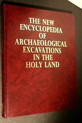The New Encyclopedia of Archaeological Excavations in the Holy Land  1993 Vol 1