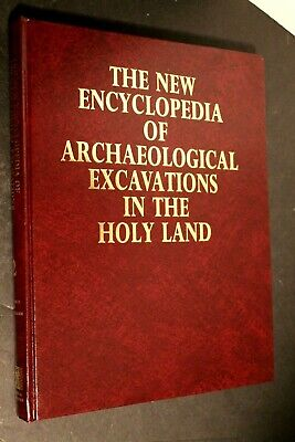 The New Encyclopedia of Archaeological Excavations in the Holy Land  1993 Vol 2