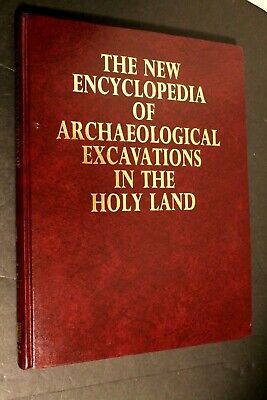 The New Encyclopedia of Archaeological Excavations in the Holy Land  1993 Vol 4