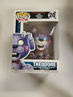 Funko Pop Five Nights at Freddy's:The Twisted Theodore # 20 Vinyl Figure