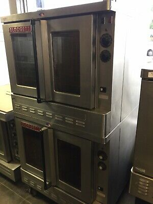 Blodgett Gas Double Stack Full Size Convection Oven
