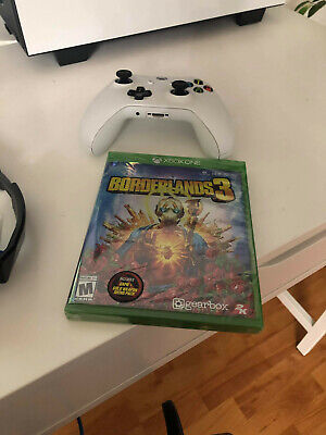 Borderlands 3 Xbox One with Golden Weapon Skins Pack [Brand New]